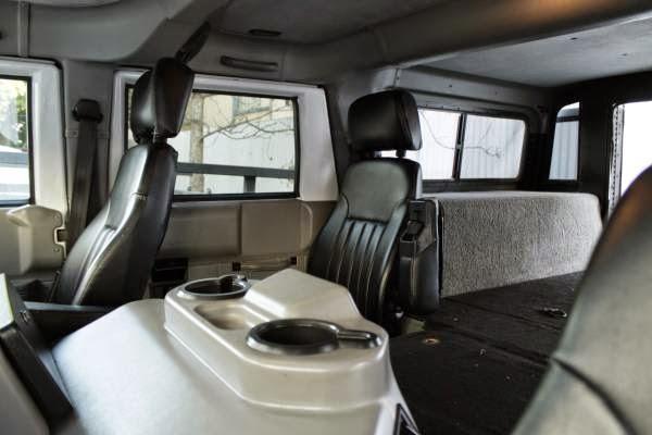 2001 Hummer H1 Turbodiesel Wagon Auto Restorationice