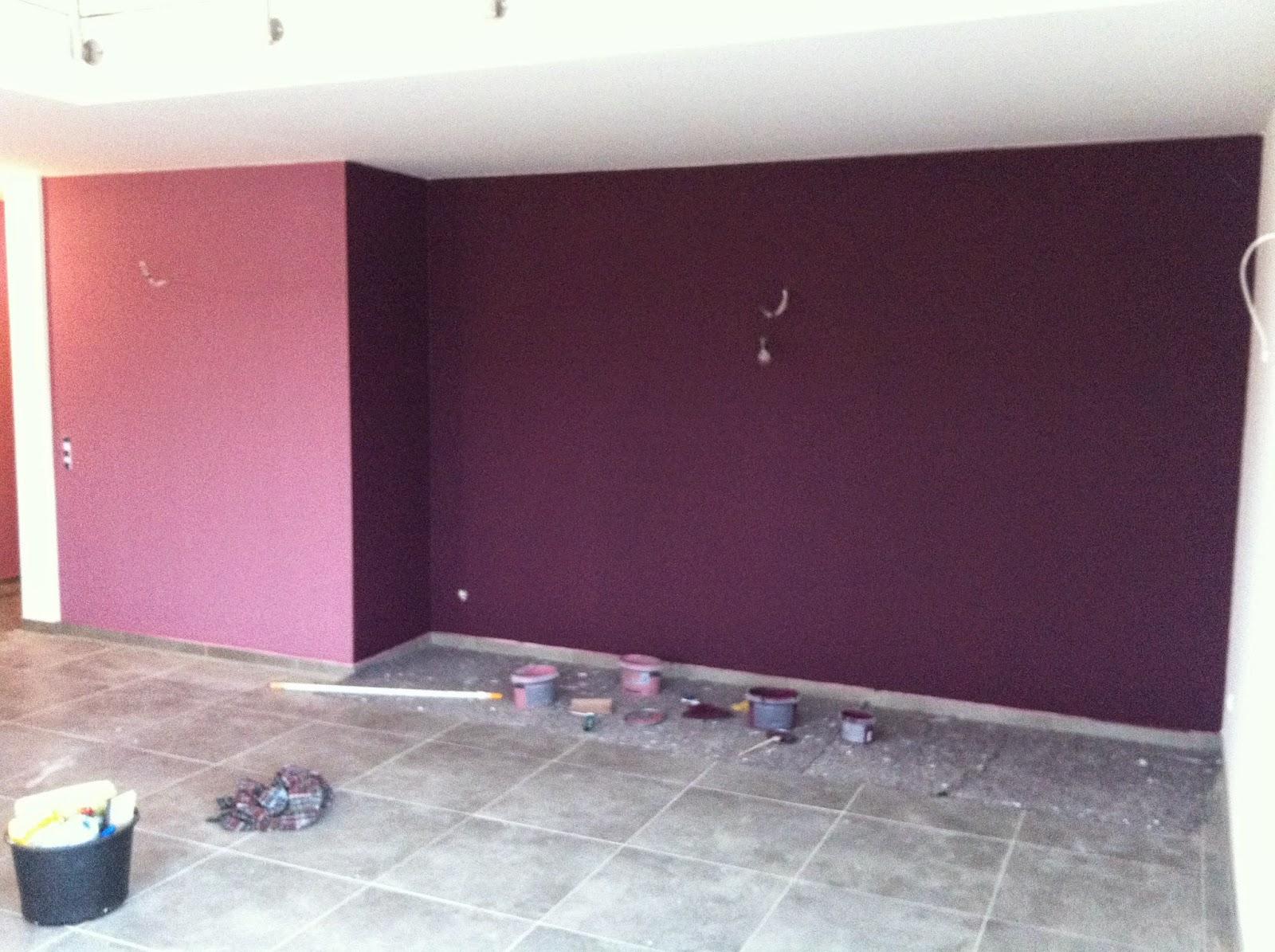 unser hausbau mit davinci haus malerarbeiten ii. Black Bedroom Furniture Sets. Home Design Ideas