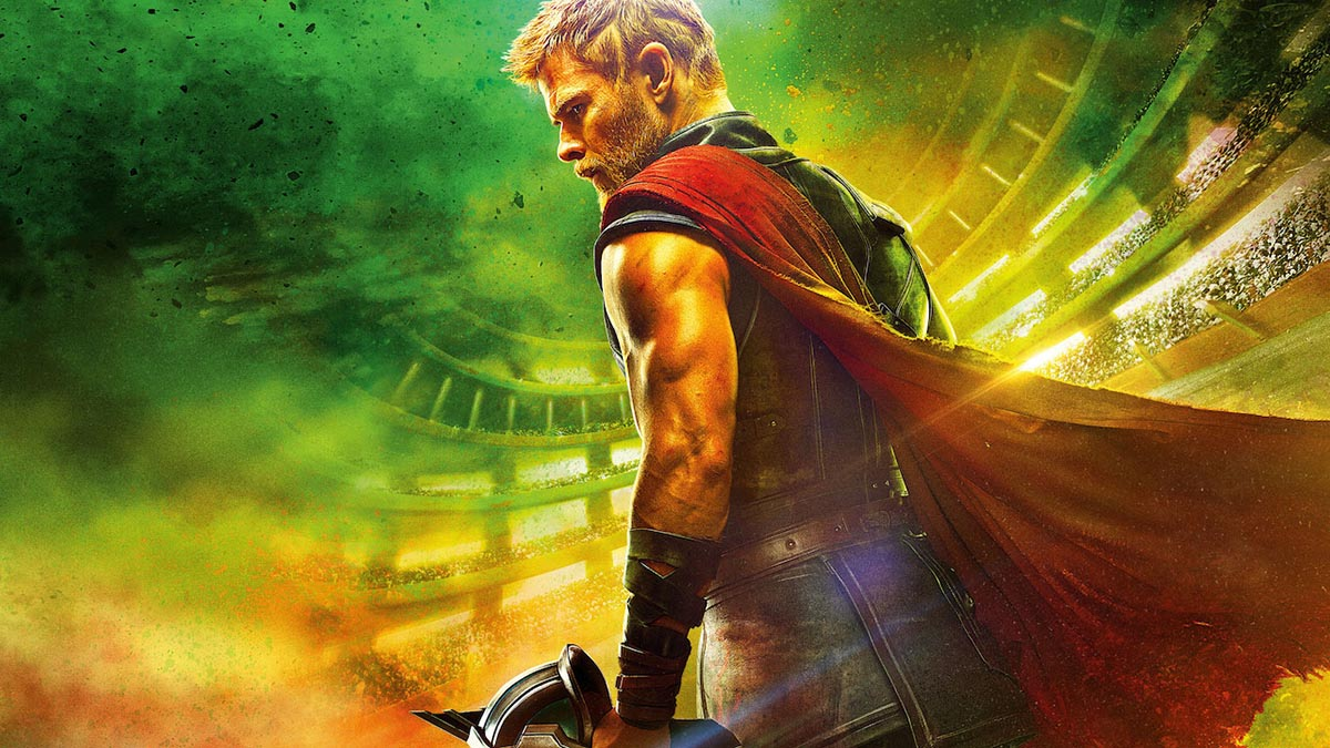 Thor: Ragnarok chegará ao Disney+ esta semana