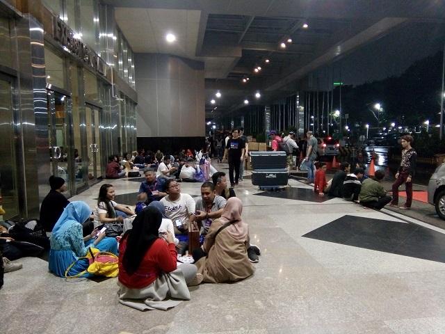 Indonesia Comic Con 2018, Gagal Foto Bareng Raditya Dika