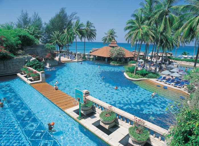 Laguna Phuket Resorts Hotels Thailand