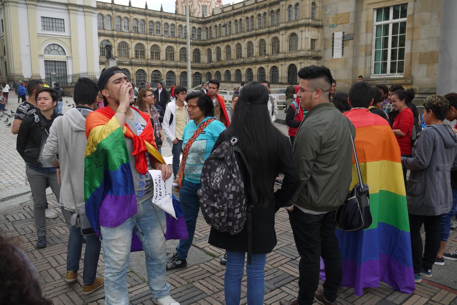 bogota gay singles Meet christian singles in bogota, new jersey online & connect in the chat rooms dhu is a 100% free dating site to find single christians.