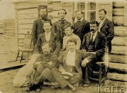 Zesłańcy w Jakucku - fot Z Lemański