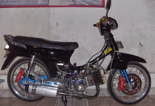 modifikasi motor astrea