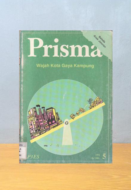 Majalah Prisma: Wajah Kota Gaya Kampung
