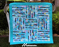 Pixie Sticks quilt