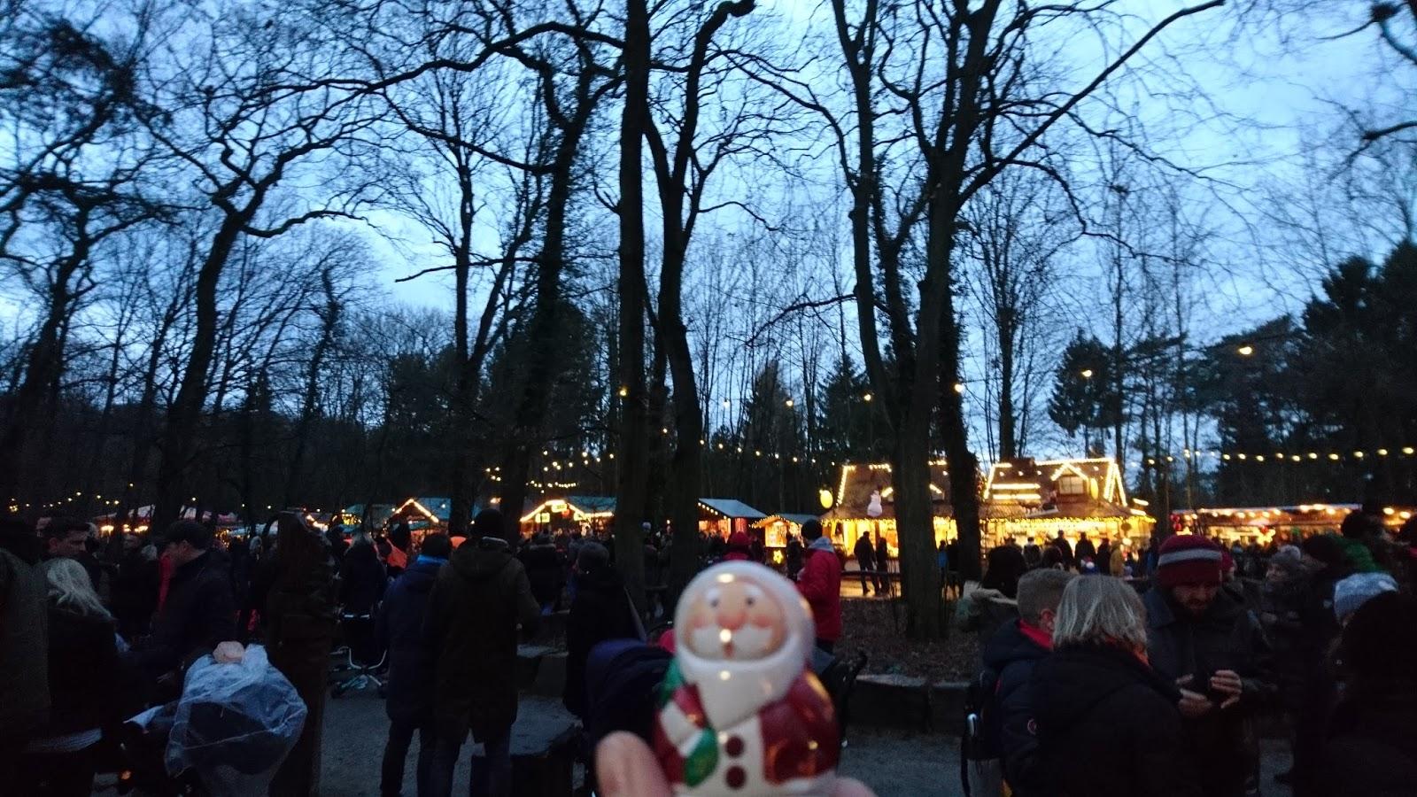 Weihnachtsmarkt Am Goetheturm.Niko Laus Blechblog Niko Erobert Sachsenhäuser Weihnachtsmarkt