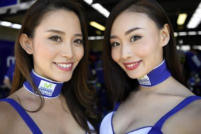 Paddock Girls MotoGP Motegi 2016