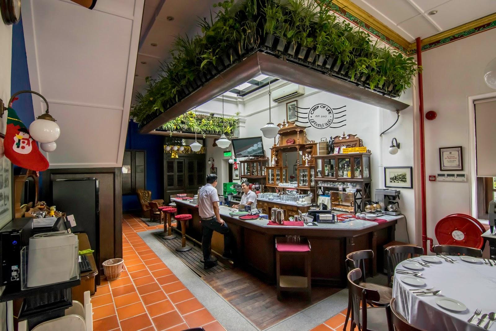 Chulia Street Food Trail: Yeng Keng Cafe Bar