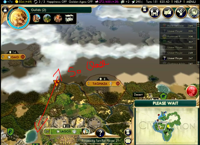 Civ 4 Earth Map.Noobventures Bye Bye Songhai Securing West Africa Civilization V