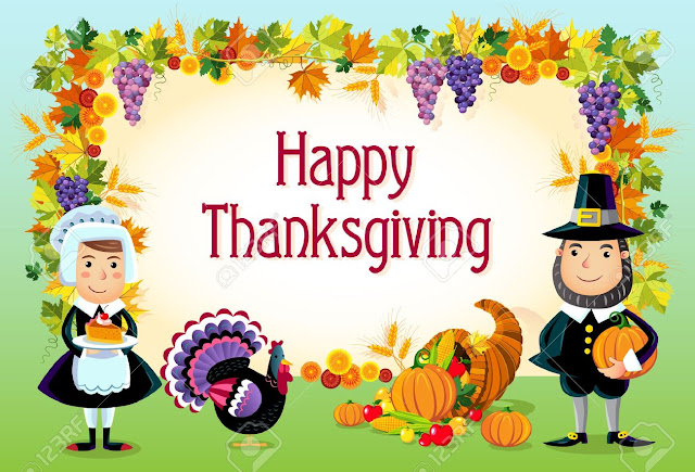 20+ Best Happy Thanksgiving Day Cards Sayings Wishes Images , Heart Touching and One Words Status