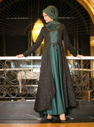 Trend Model Baju Muslim Brokat