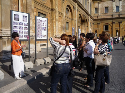 P1070539 - Visita guiada aos Museus Vaticanos, Capela Sistina e Basilica de S. Pedro com guia particular