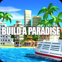 Tropic Paradise Sim: Town Building City Island Bay  Mod Apk (Free Purchase/Free Upgrade)