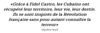 http://www.lefigaro.fr/politique/le-scan/citations/2016/12/04/25002-20161204ARTFIG00037-segolene-royal-fait-l-eloge-de-fidel-castro-a-cuba.php