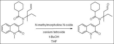 Chemicaldesk Aldehyde Synthesis From Alkene