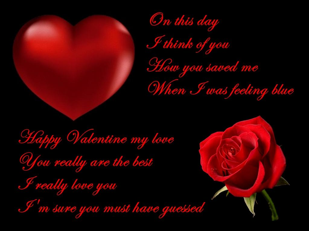 Best romantic images for valentines day with quotes 2017 good romantic valentines day quotes for boyfriend kristyandbryce Image collections