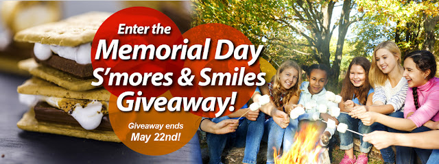 Just in time for Memorial Day picnics, Duraflame wants you to enter once for a chance to win a campfire prize package with a fire pit, four bundles of their roasting logs and more!