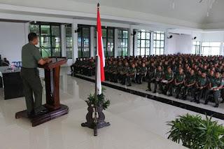 Pemecatan, Merupakan Hukuman yang tepat bagi Prajurit TNI yang Terlibat Narkoba - Commando