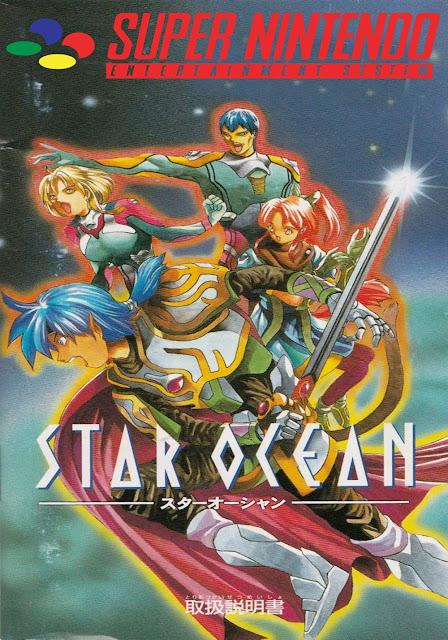 Detonado - Star Ocean I