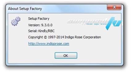 Setup Factory Versión 9.3.0.0