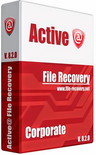 تحميل برنامج active file recovery كامل