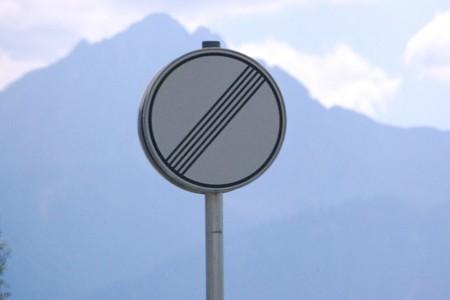 vitesse illimitée en Allemagne sur Autobahn et certaines nationales