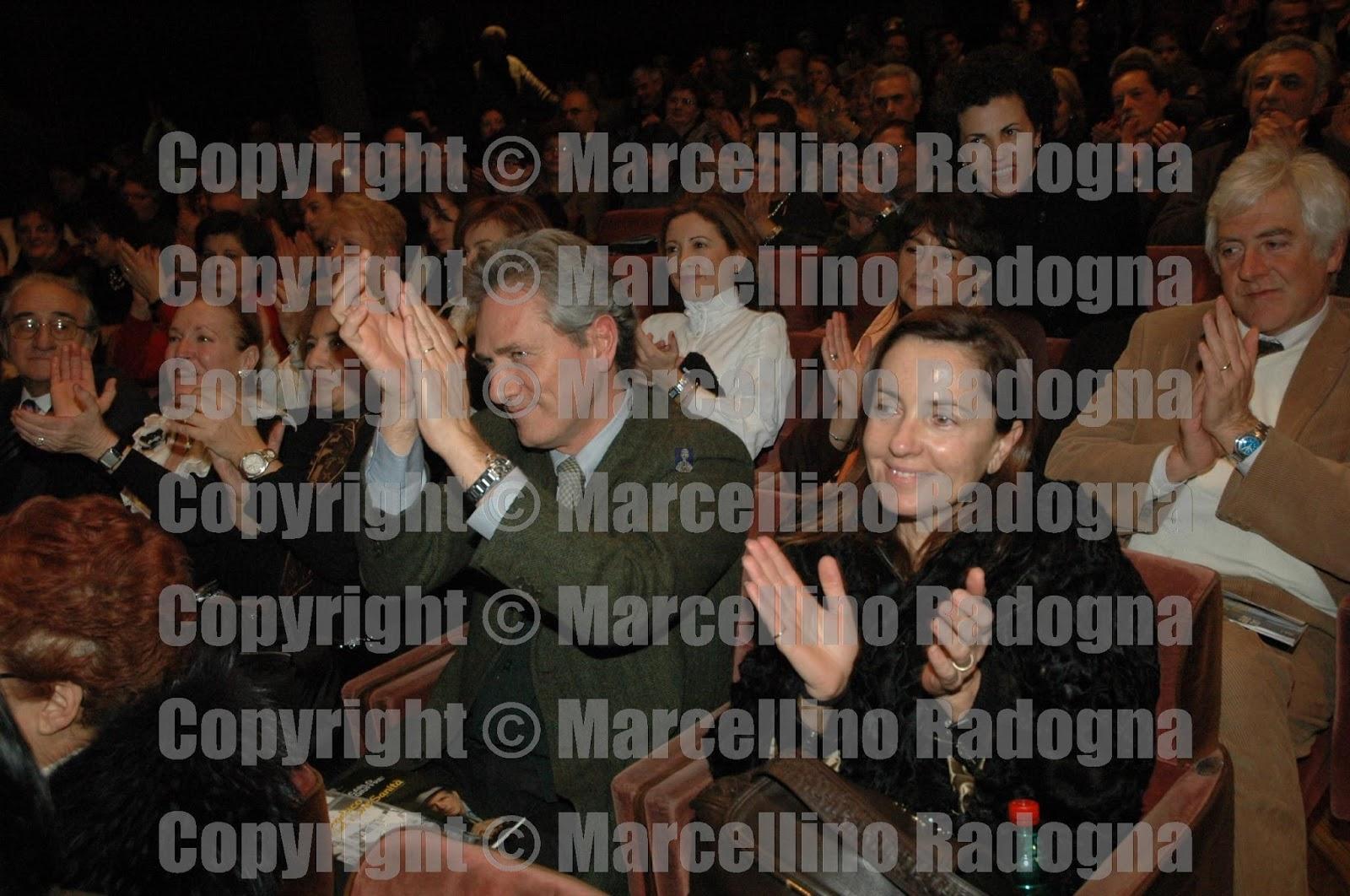 Marcellino Radogna Fotonotizie Per La Stampa Giorgio Rutelli Con La Moglie Barbara Palombelli