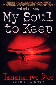 Portada original de My Soul to Keep, de Tananarive Due