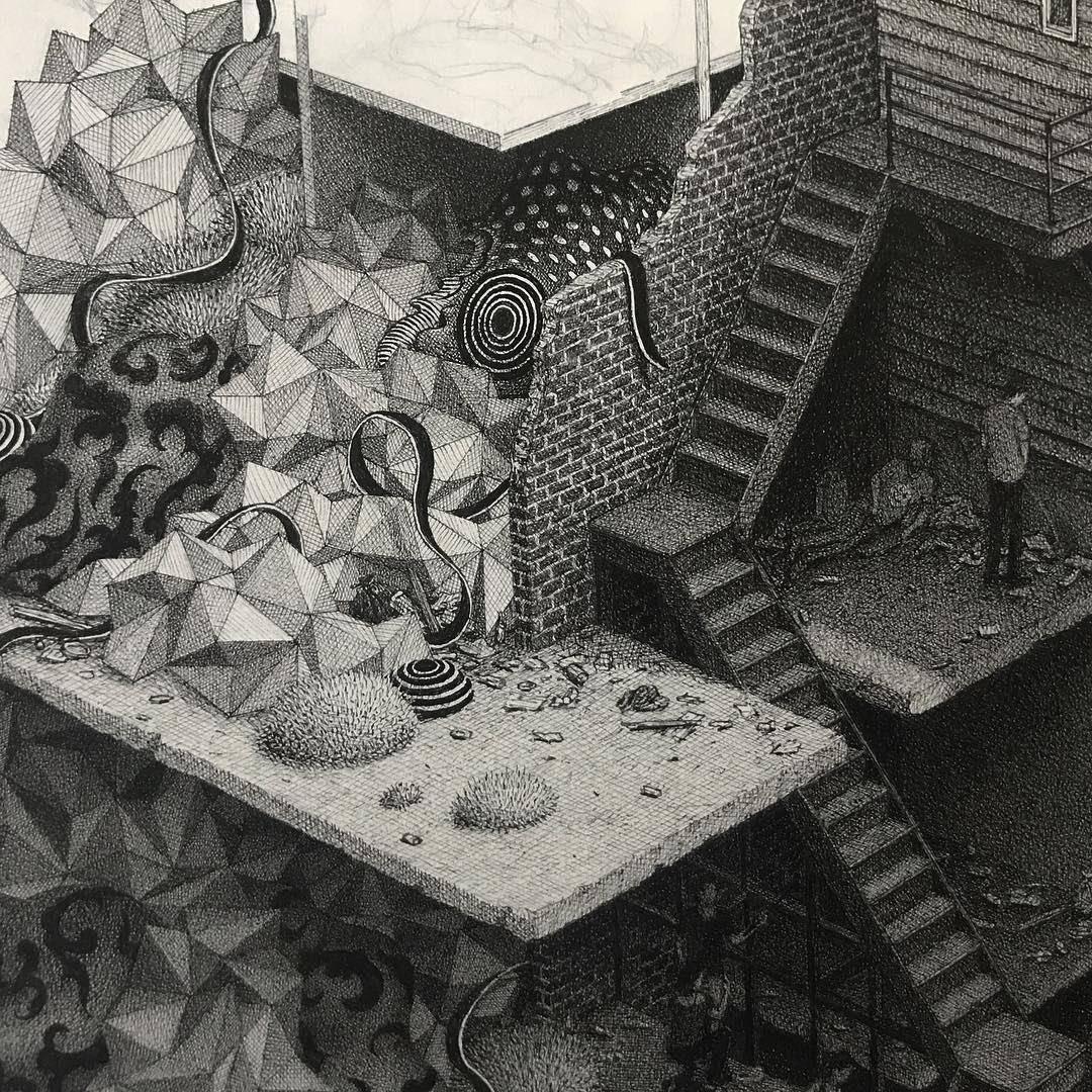 15-Ben-Tolman-Super-Detailed-Pen-Architectural-Drawings-www-designstack-co