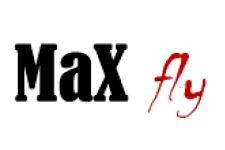 Resultado de imagem para MAXFLY LOGO