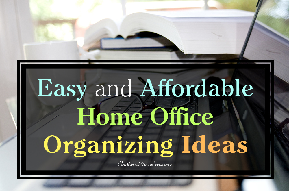 Southern Mom Loves: Easy and Affordable Home Office ...