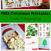14 Free Christmas Printables for Kids
