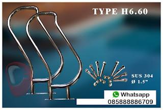 Hand Railing Type H6.60