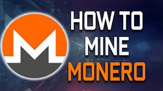 HOW TO MINE MONERO