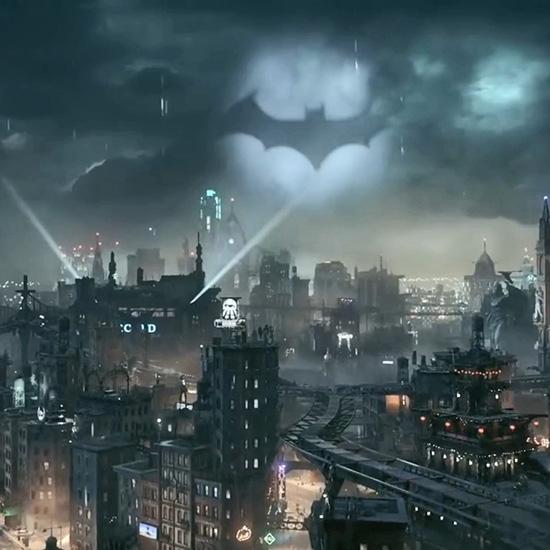 Batman Arkham Knight Evening The Odds Wallpaper Engine
