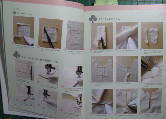 Threading My Way: Japanese Sewing Books...