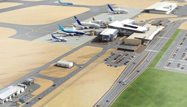 Duqm Airport set to launch operations from new facility