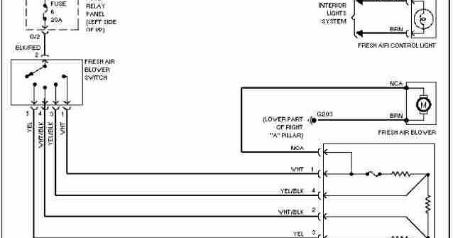 1994 Volkswagen Golf Iii Wiring Diagram Wiring Diagram Service Manual Pdf