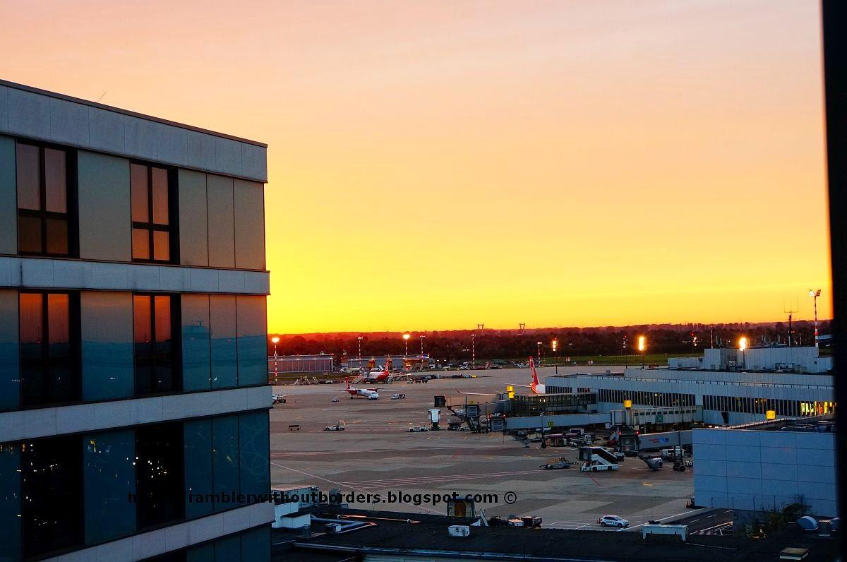 Dusseldorf airport, Germany
