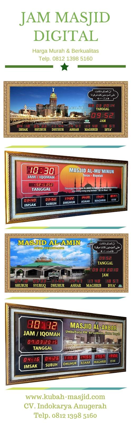 Jam-Digital-Masjid-murah-berkualitas-kubah-masjid-com
