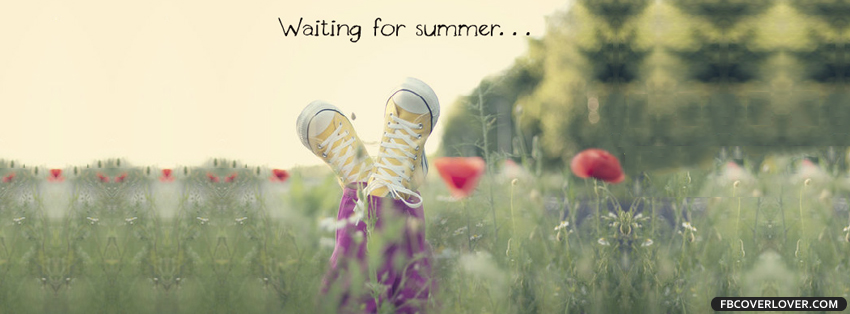 Waiting for summer