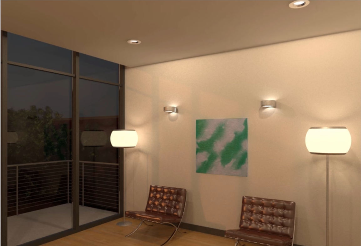 Lighting interior with V-ray for Revit & Lighting interior with V-ray for Revit | CG TUTORIAL azcodes.com
