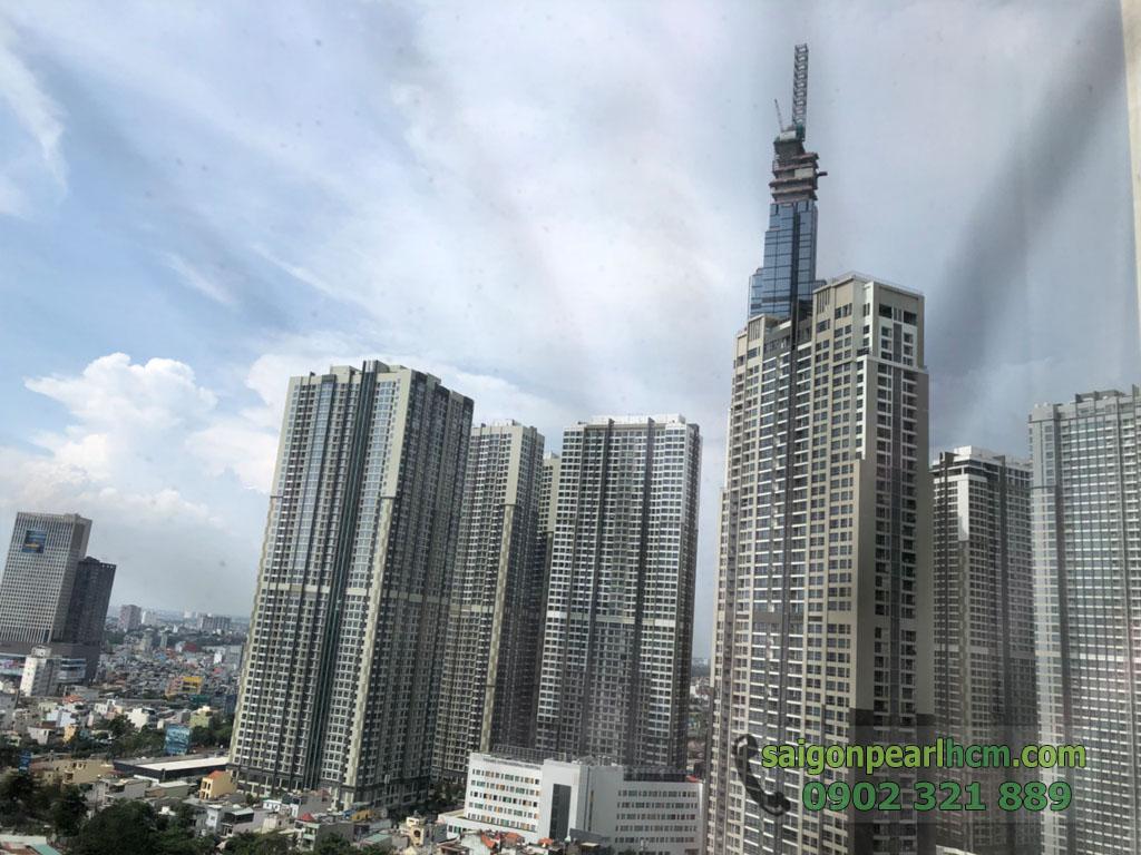Saigon Pearl Sapphire 2 cho thuê căn hộ tầng 21 dt 92m2 giá thuê $800 - hình 9
