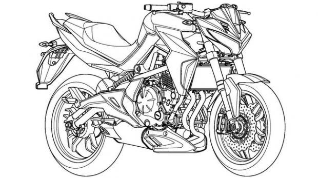 Kymco phát triển xe naked bike dựa trên Kawasaki ER-6n