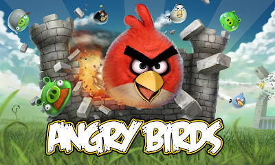 Angry Birds Gambar Wallpapers
