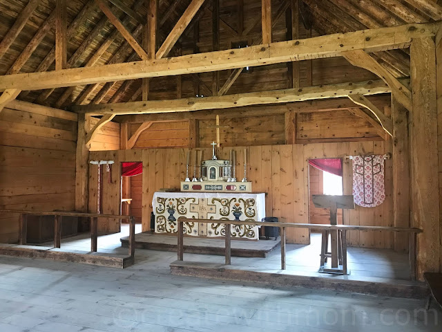 Wendat and Jesuits at Sainte-Marie Among the Hurons