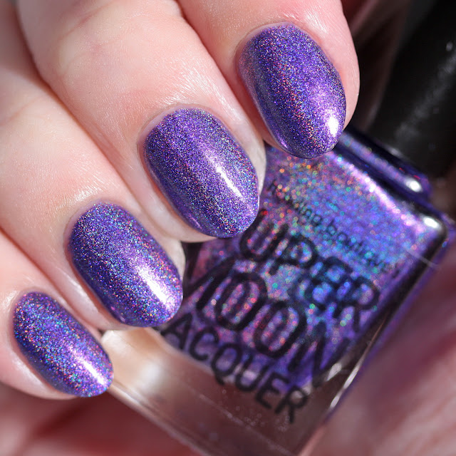 Supermoon Lacquer Bright As Technicolor