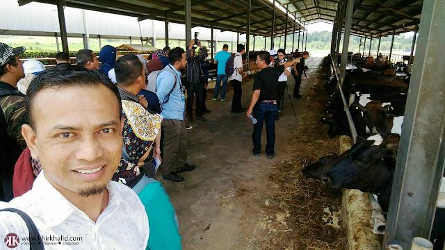 Pusat Penyelidikan dan Inovasi Lembu Muadzam Shah, MSCRIC,