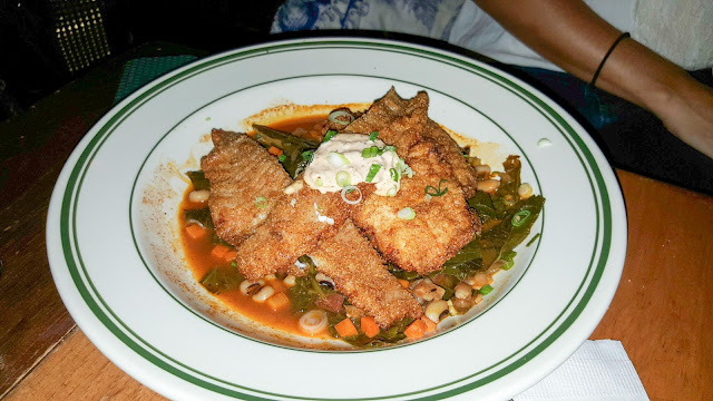 Khyber Pass - Fried Buttermilk Catfish
